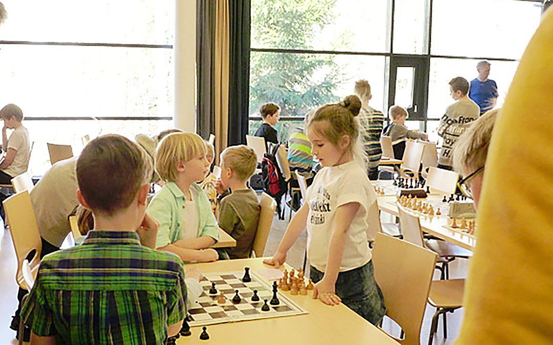 Espoon ja Kauniaisten lasten kilpailussa 72 pelaajaa